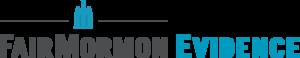 FairMormon-Evidence-logo blue.png